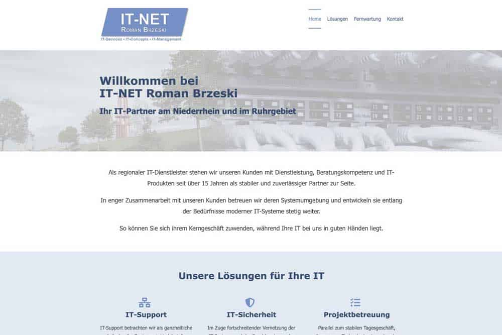 IT-NET Roman Brzeski